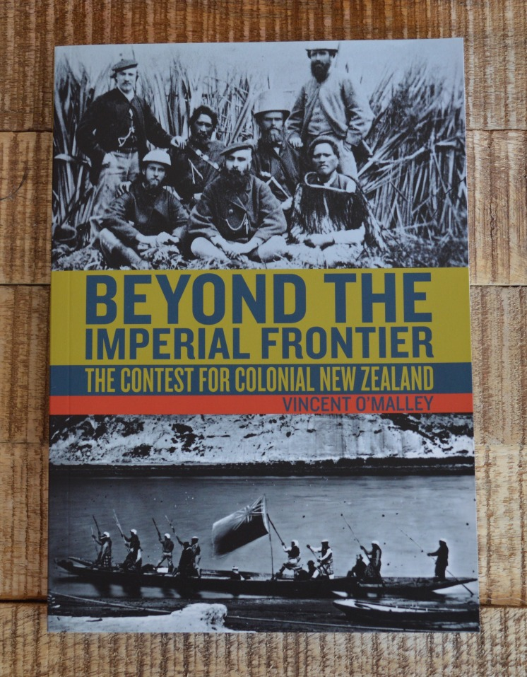 Beyond the Imperial Frontier, Vincent O'Malley