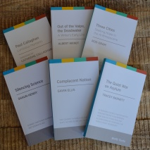 A selection of BWB Texts, published by Bridget Williams Books
