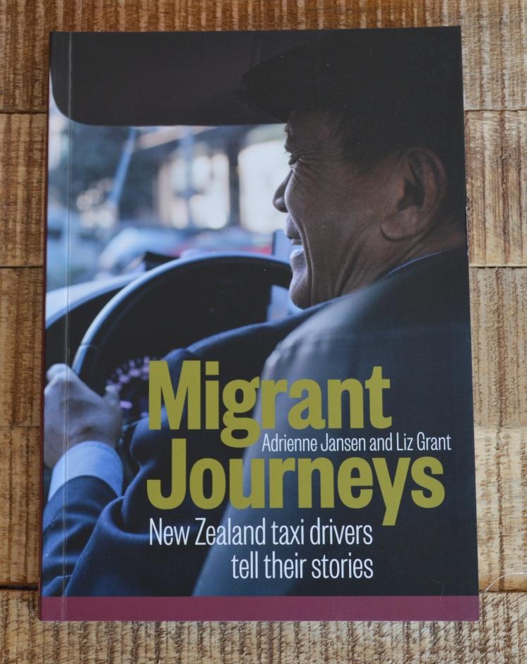 Migrant Journeys, edited by Adrienne Jansen and Liz Grant