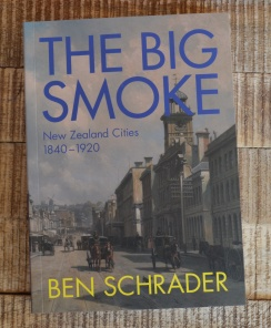 The Big Smoke, Ben Schrader