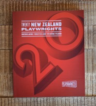 Twenty New Zealand Playwrights, edited by Michelanne Forster and Vivienne Plumb